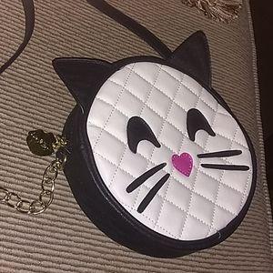 Betsey Johnson Kitty Bag